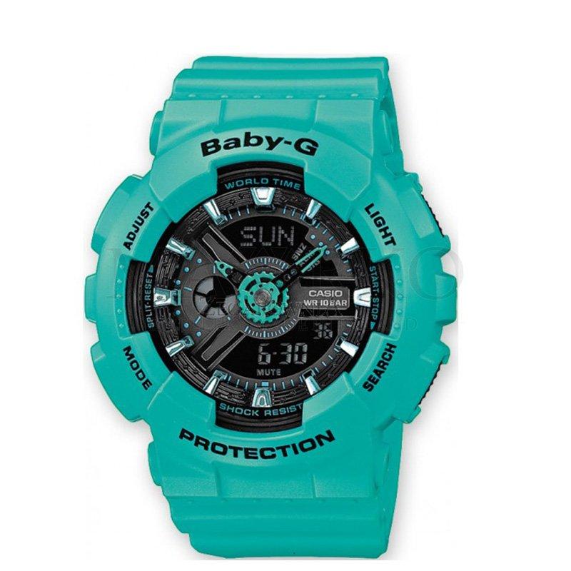 zegarek dla chłopca Casio Baby G